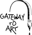 Gateway to Art Logo